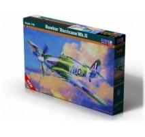 "MisterCraft D-208 - 1:72 Hawker ""Hurricane"" Mk.IIc"