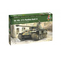 Italeri 15752 - 1:56 Sdkfz 171 PANTHER Ausf. A