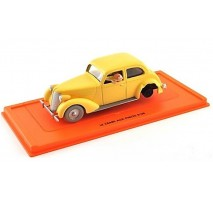 Atlas 1:43 - LE CRABE AUX PINCES D'OR 24 - Tintin Collection by Atlas