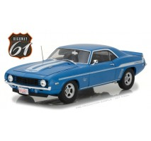 Highway 61  - 1:18 1969 Chevrolet Yenko Camaro - 2 Fast 2 Furious (2003)
