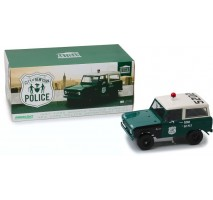 GreenLight 19036 - Artisan Collection - 1967 Ford Bronco - New York City Police Department (NYPD)