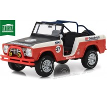 GreenLight 19037 - Artisan Collection - 1966 Ford Baja Bronco #37 BFGoodrich