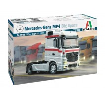 Italeri 3948 - 1:24 MERCEDES BENZ MP4 BIG SPACE