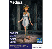 Masterbox 24025 - 1:24 Ancient Greek Myths Series. Medusa