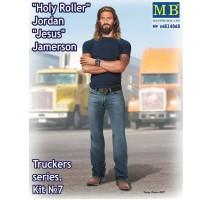 Masterbox 24060 - 1:24 Holy Roller Jordan Jesus Jamerson