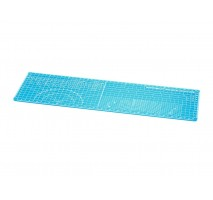 TAMIYA 74144 - Cutting Mat A (A3 Half/Blue) - 145mm x 450mm, 2mm thickness