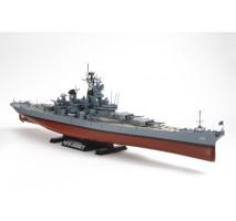 TAMIYA 78028 - 1:350 US Battleship BB-62 New Jersey