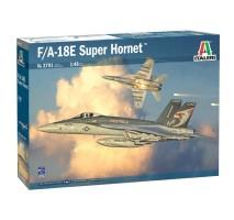 Italeri 2791 - 1:48 F/A-18 SUPER HORNET