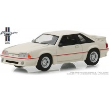 GreenLight 27970-E - 1989 Ford Mustang 5.0 25 Years Solid Pack - Anniversary Collection Series 7