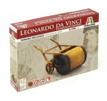 Italeri 3106 - Leonardo da Vinci - Mechanical Drum