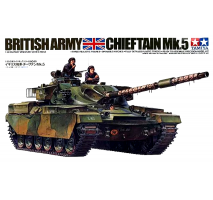 TAMIYA 35068 - 1:35 British Chieftain Mk. 5 Tank - 3 figures