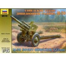 Zvezda 3510 - 1:35 M-30 Soviet Howitzer 122mm