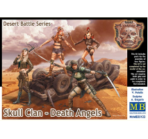 Masterbox 35122 - 1:35 Desert Battle Series, Skull Clan - Death Angels