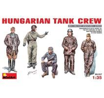 Miniart 35157 - 1:35 Hungarian Tank Crew - 5 figures