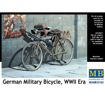 Masterbox 35165 - 1:35 German Military Bicycle, WWII Era