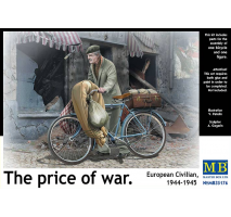 Masterbox 35176 - 1:35 The price of war. European Civilian, 1944-1945 - 1 figure