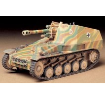 "TAMIYA 35200 - 1:35 Ger. Self-Propelled Howitzer - ""WESPE"""