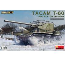 Miniart 35230 - 1:35 Tacam T-60 Romanian Tank Destroyer. Interior Kit