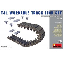 Miniart 35322 - 1:35 T41 Workable Track Link Set
