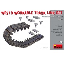 Miniart 35323 - 1:35 WE210 Workable Track Link Set