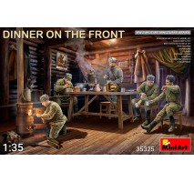 Miniart 35325 - 1:35 Dinner on the Front