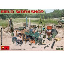 Miniart 35591 - 1:35 Field Workshop