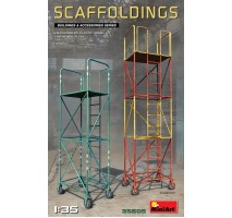 Miniart 35605 - 1:35 Scaffoldings