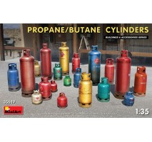 Miniart 35619 - 1:35 Propane/Butane Cylinders