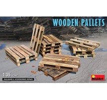 Miniart 35627 - 1:35 Wooden Pallets