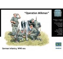 Masterbox 3565 - 1:35 Operation Milkman - 4 figures