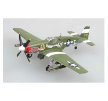 Easy Model 36359 - 1:72 P-51B Fighter(Capt.D.Gentile,336th FS,4THFG)