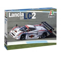Italeri 3641 - 1:24 LANCIA LC2 24h Le Mans 1983