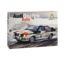 Italeri 3642 - 1:24 AUDI QUATTRO RALLY