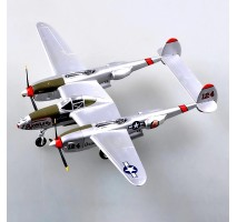 "Easy Model 36431 - 1:72 P-38L-5-LO Lightning 475th FG, 431st FS ""Miss Bowlegs II"" 1945"