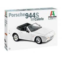 Italeri 3646 - 1:24 PORSCHE 944 S Cabrio