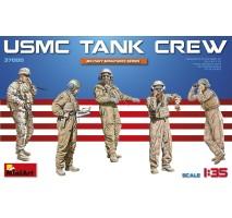 Miniart 37008 - USMC Tank Crew - 5 figures 1:35