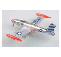 Easy Model 37109 - 1:72 F-84E49-2105, was assigned to the 22nd FBS of the 36th FBG, Furstenfeldbruck AirF-84E49-2105