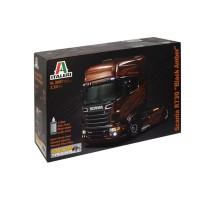 Italeri 3897 - 1:24 SCANIA R730 ''BLACK AMBER''