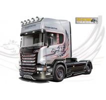 Italeri 3906 - 1:24 SCANIA R730 V8 STREAMLINE ''SILVER GRIFFIN''