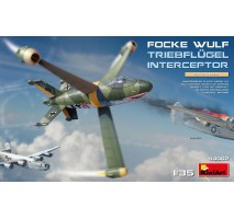Miniart 40002 - 1:35 Focke-Wulf Triebflugel Interceptor