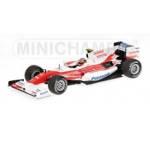 Minichamps - PANASONIC TOYOTA RACING - TIMO GLOCK - SHOWCAR - 2009 L.E. 1008 pcs.