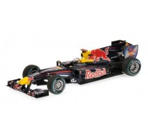 Minichamps - RED BULL RACING RENAULT RB6 - VETTEL - ABU DHABI GP 2010 - L.E. 10010 pcs.