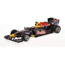 Minichamps - RED BULL RACING RB7 - SEBASTIAN VETTEL - WINNER TURKEY GP 2011
