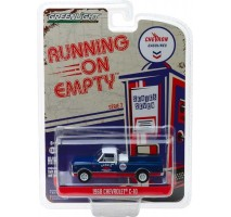 GreenLight 41070-C - 1968 Chevrolet C-10 - Chevron Solid Pack - Running on Empty Series 7