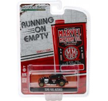 GreenLight 41070-F - Topo Fuel Altered - Marvel Mystery Oil Solid Pack - Running on Empty Series 7