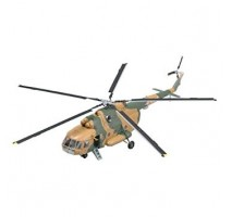 Easy Model 37041 - 1:72 Helicopter - Mi-8 Hip-C Hungarian Air Force Mi-8T No.10426