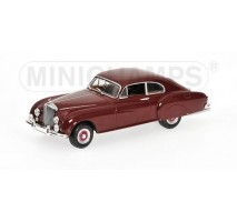 Minichamps - BENTLEY R-TYPE CONTINENTAL - 1955 - RED