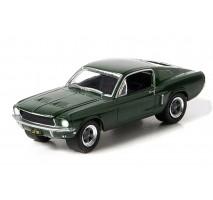 GreenLight 44721 - Bullitt (1968) - 1968 Ford Mustang GT Fastback Solid Pack