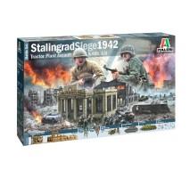 Italeri 6193 - 1:72 Battleset: WWII STALINGRAD FACTORY