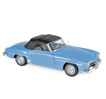 NOREV 183400 - Mercedes-Benz 190 SL 1955 - Blue